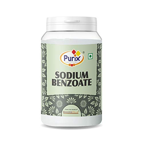 Purix ™ Sodium Benzoate ,75g - Bakersville Shop