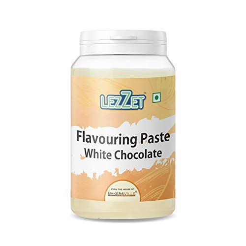 Lezzet Flavouring Paste White Chocolate , 125g - Bakersville Shop