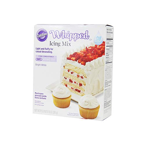 Wilton Whipped Icing Mix, 283 g - Bakersville Shop