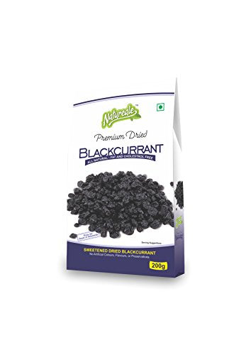 Natureale Dried Blackcurrant (200gm) - Bakersville Shop