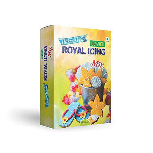 Bakerswhip Royal Icing Cream, (500 gm)