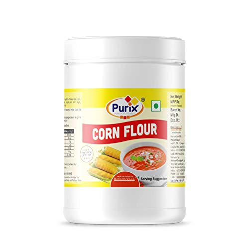 Purix Corn Flour, 300g - Bakersville Shop