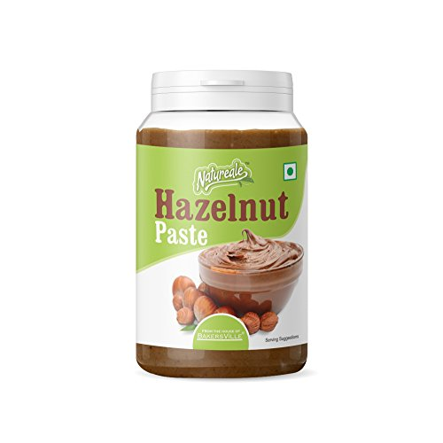 Natureale™ Hazelnut Paste, (125gm) - Bakersville Shop