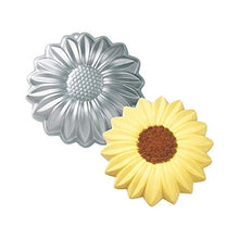 Load image into Gallery viewer, FINE DECOR Sunflower Shape Cake Pan/Tin (Multicolour)