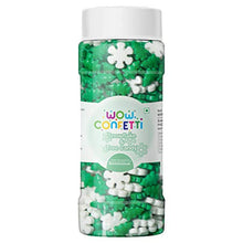 Load image into Gallery viewer, Wow Confetti (Snowflake & Tree Candy) Christmas Special, 125g