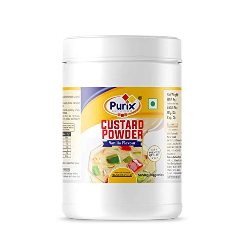 Purix Custard Powder, 300g - Bakersville Shop