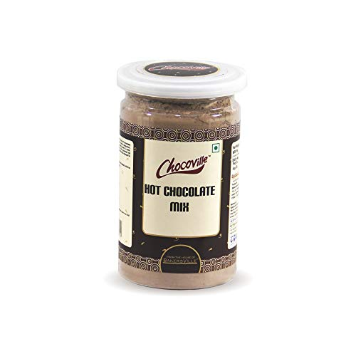 Chocoville Hot Chocolate Powder (Drinking Chocolate), 150g, 150 g