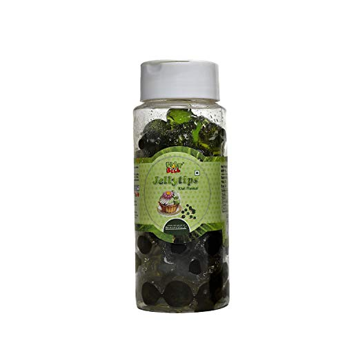 Fruit Bell Jelly Tips (Kiwi),150 Gm