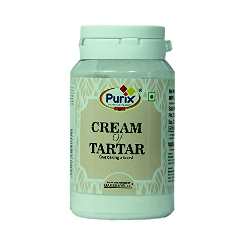 Purix™ Cream of Tartar, 75g - Bakersville Shop