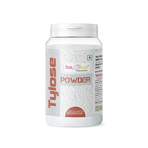 FooDecor Tylose Powder, (75gm) - Bakersville Shop