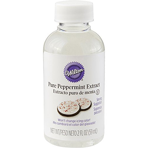 Wilton Pure Peppermint Extract, 59 ml