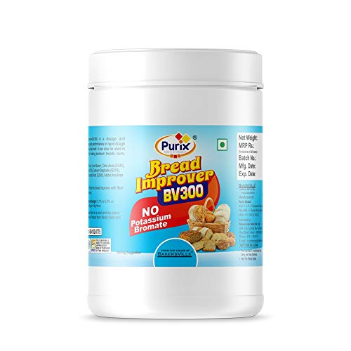 Purix Bread Improver, 300 Gm (Bv 300) - Bakersville Shop