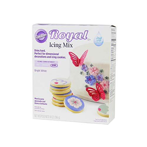 Wilton Royal Icing Mix, 396 g - Bakersville Shop