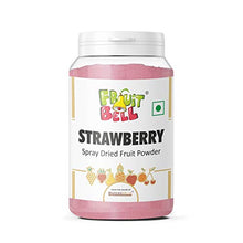 Load image into Gallery viewer, Fruit Bell Spray Dried Fruit Powder - (Strawberry), 75g