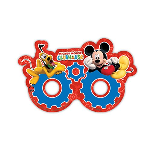 Mickey Mouse Club House Masks Playful Mickey- BV81521 - 6Pcs