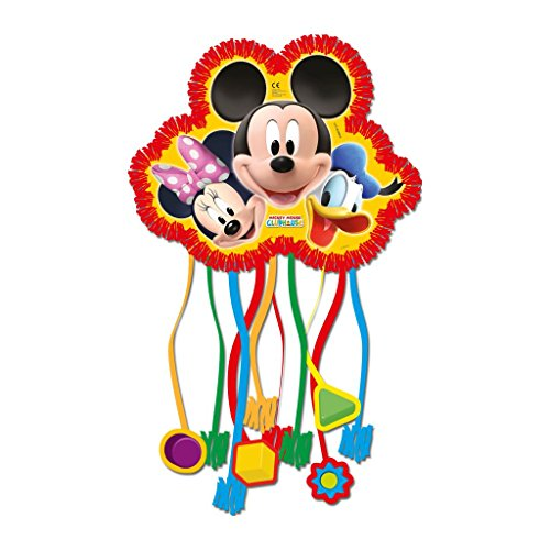 Mickey Mouse Club House 1 Pinata Playful Mickey - BV81523 - 1Pc - Bakersville Shop