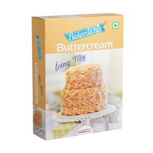 Load image into Gallery viewer, Bakerswhip Butter Cream Icing Mix - 450 Gm - Bakersville Shop