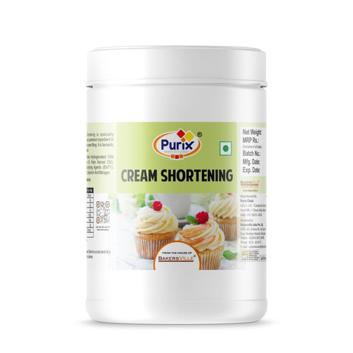 Purix Cream Shortening, 400 Gm - Bakersville Shop