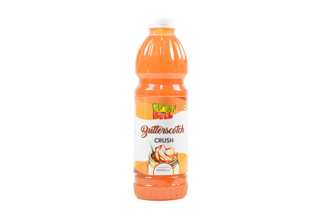 Fruitbell Fruit Crush - Butterscotch -1000ml