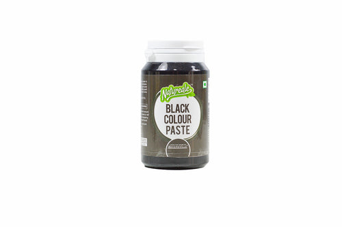 Natureale Black Colour Paste,75G - Bakersville Shop