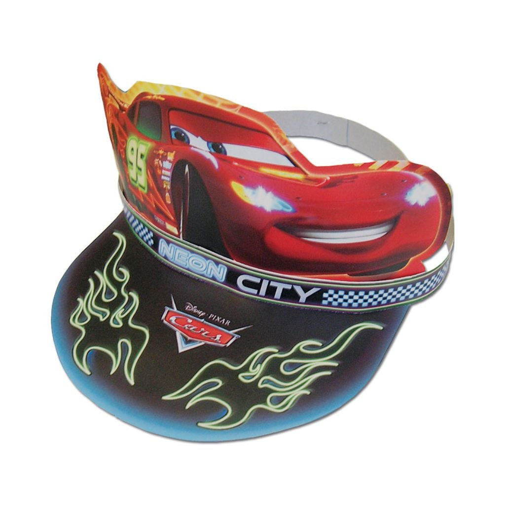Disney Cars Die-Cut - BV82637 - 6Pcs
