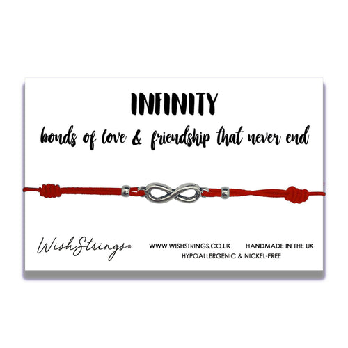 Infinity Friendship Bracelet