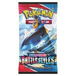 POKEMON TCG Sword and Shield Battle Styles Booster Pack