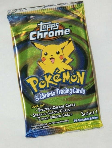 TRA COLLECTIVE Charity Event #1 Topps Chrome Booster Pack