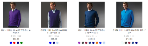 the best lambswool knitwear made in uk