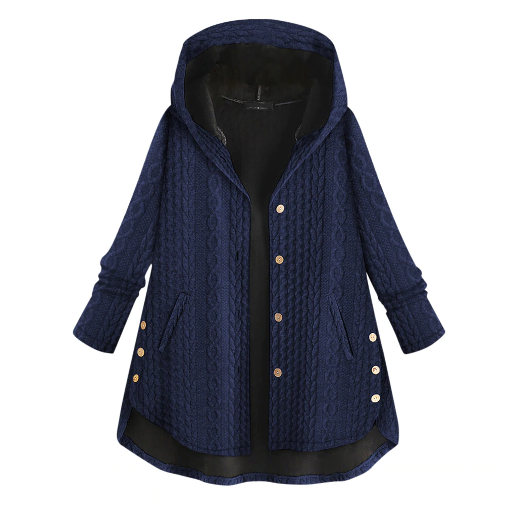 Women Cotton Winter Jacket