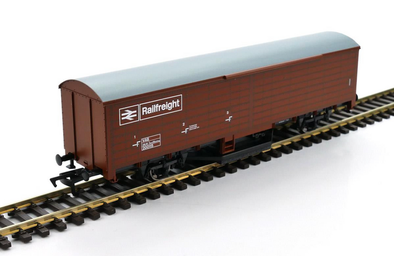 The Brand New Gaugemaster BR Railfreight Track Cleaning Wagon