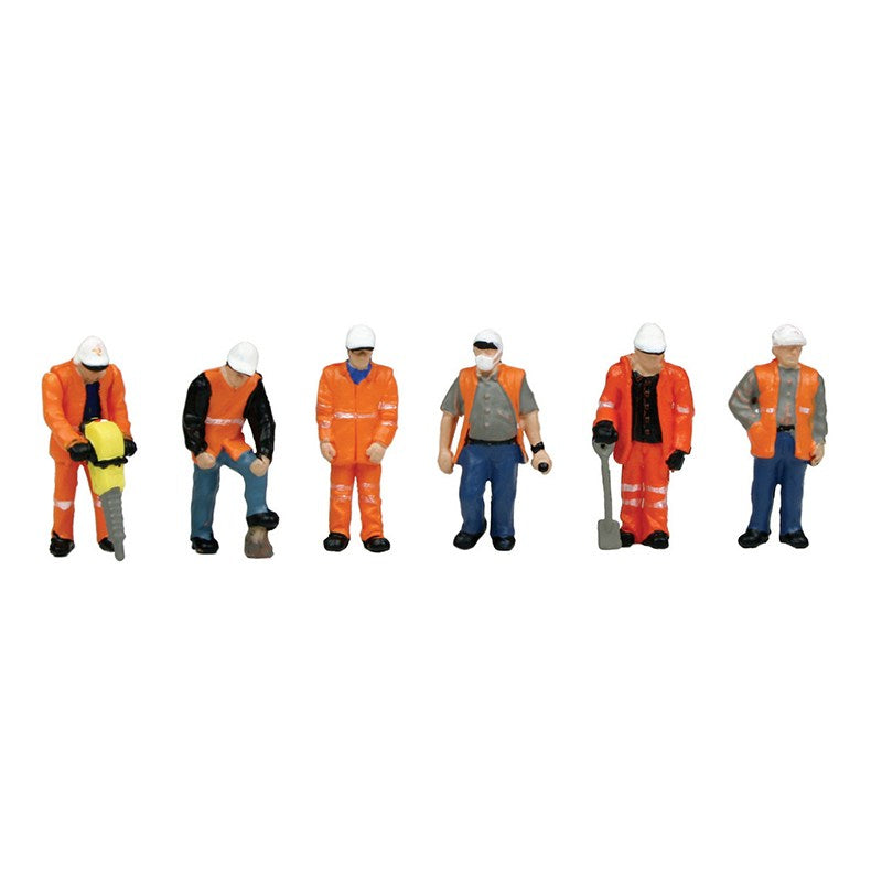 Bachmann OO Trackside Workers - 36-049