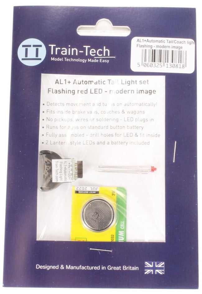 Train Tech Auto Tail Light AL1