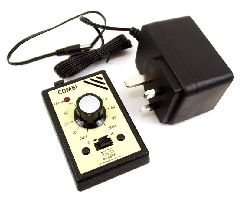 Gaugemaster Single Track Controller With Plug in Transformer