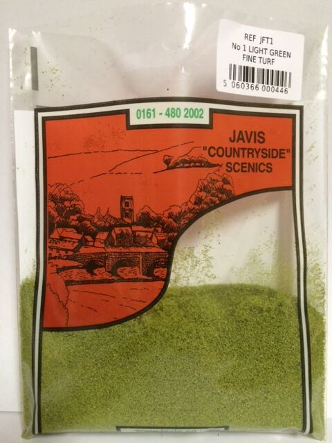 Javis Light Green Fine Turf - JFT1