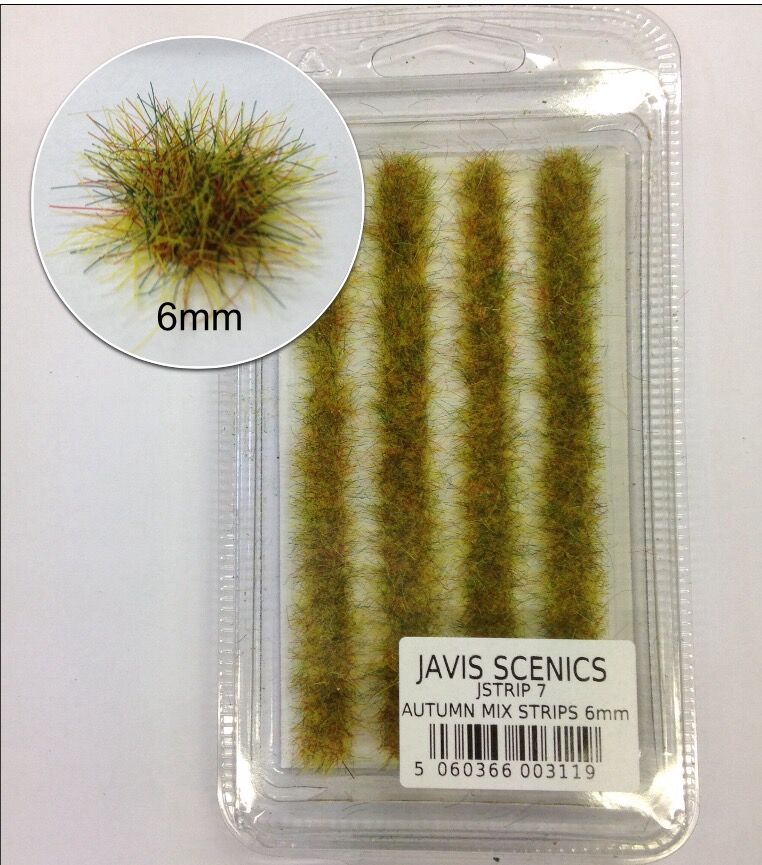 Javis Autumn Mix Strips 6mm - JSTRIP7