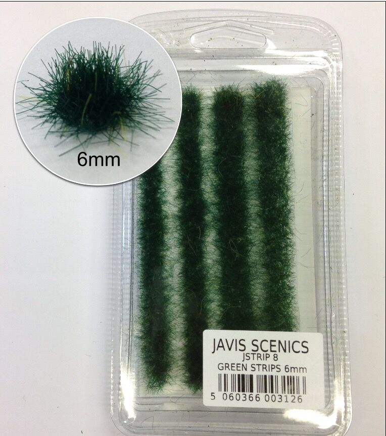 Javis Green Strips 6mm - JSTRIP8