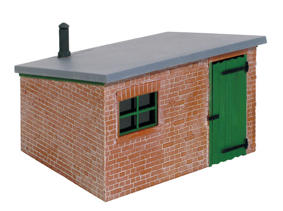 Peco O LK-705 Brick Lineside Hut
