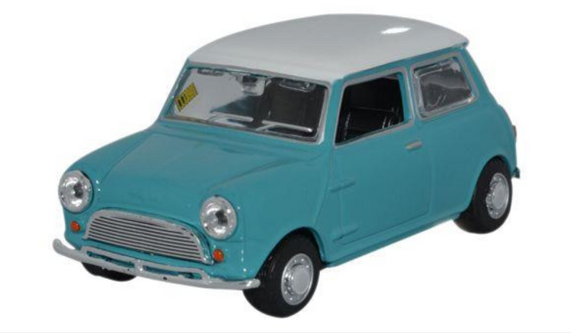 Oxford Diecast O Mini Car You Have Been Nicked