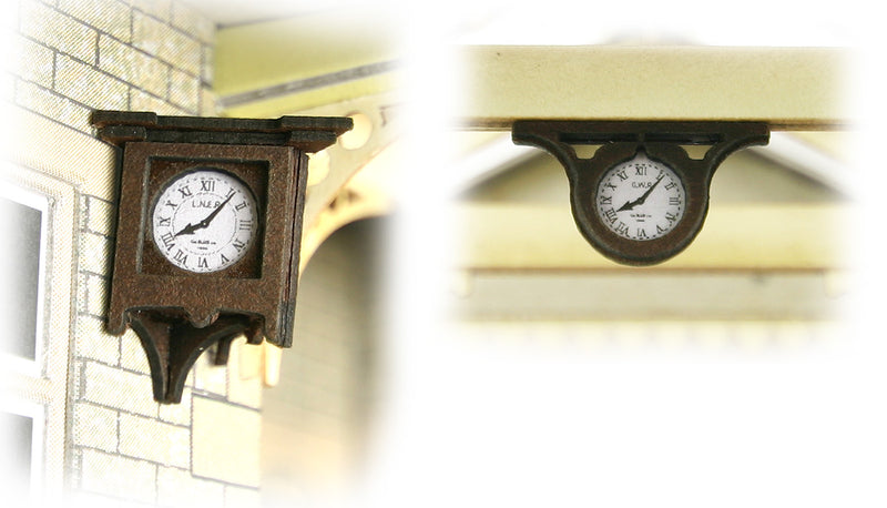 Metcalfe Station Clocks