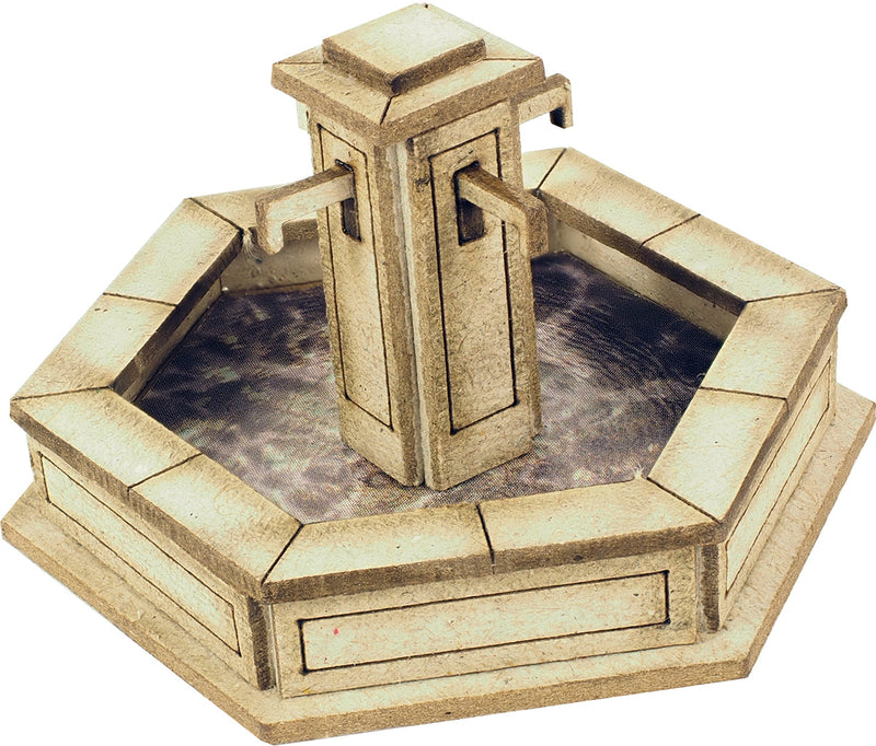 Metcalfe Stone Fountain