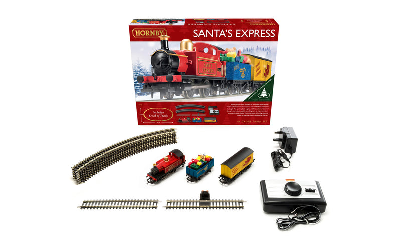 Hornby Santas Express Train Set - R1248