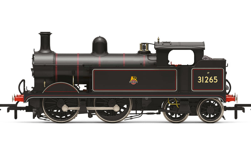 Hornby BR (Early) Wainwright H Class 0- 4-4 T31265 - R3631