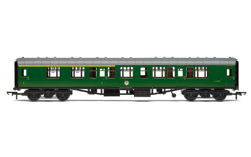 Hornby BR (Southern) Mk1 Corridor Composite - R4976