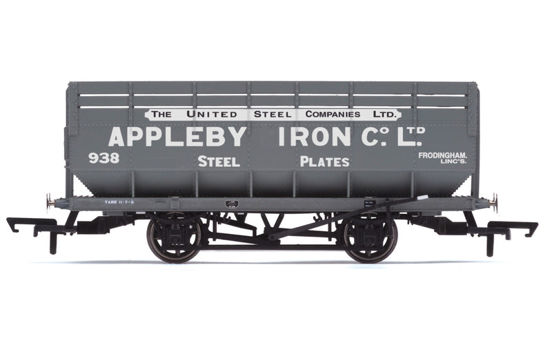 Hornby Appleby Iron Co 20 Ton Coke Wagon- R6821