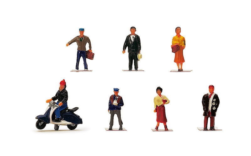 Hornby City People - R7115
