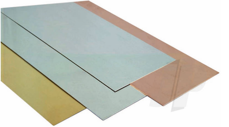 K&S 251 Brass Sheet .010