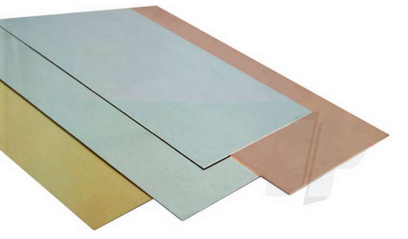 K&S 256 Aluminium Sheet .032