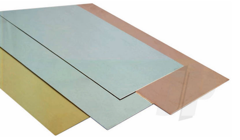 K&S 255 Aluminium Sheet .016