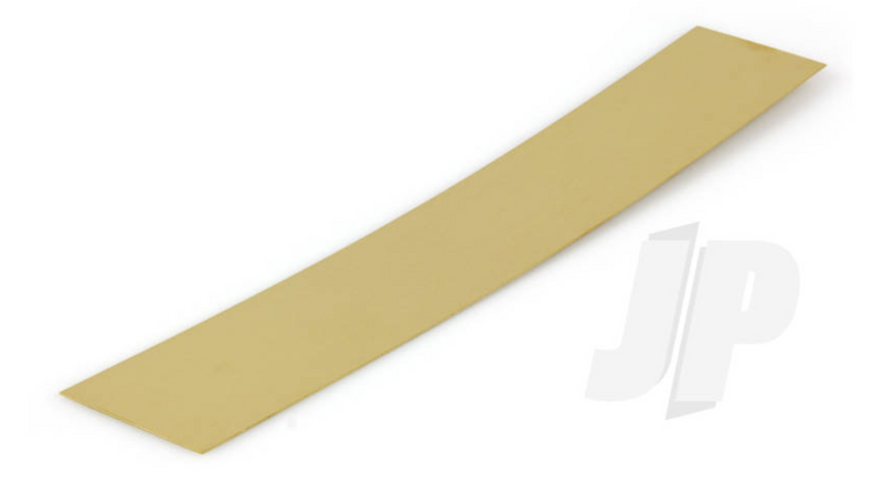 K&S 8234 Brass Strip .016 x 2